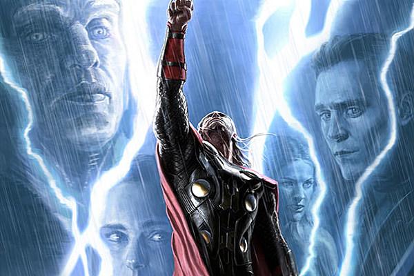Comic-Con 2013: Marvel's 'Thor 2′ Panel