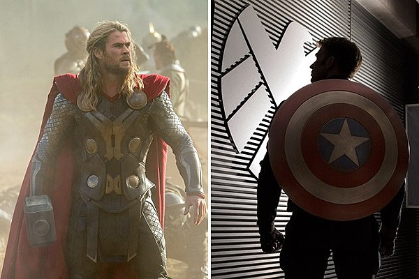 Comic-Con 2013: Marvel's Panel Will Feature 'Captain America 2,' 'Thor 2′ and More!