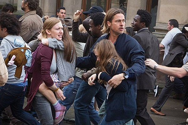 Brad Pitt on 'World War Z 2′ – 'We Have So Many Ideas'
