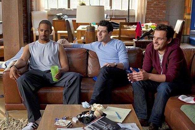 New Girl Season 3 Coach Damon Wayans Jr