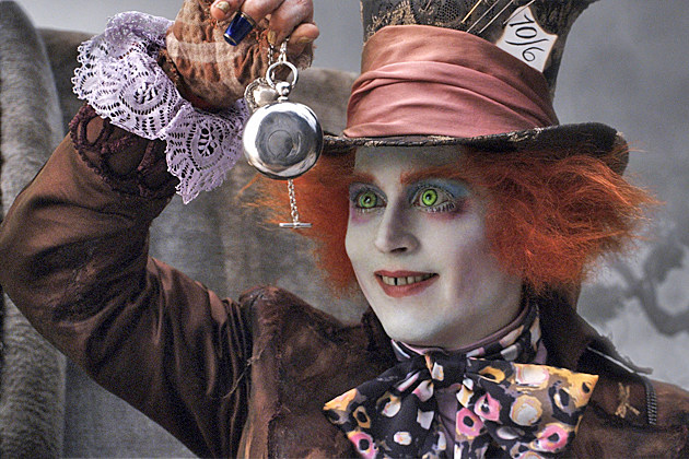 Alice in Wonderland 2 Johnny Depp