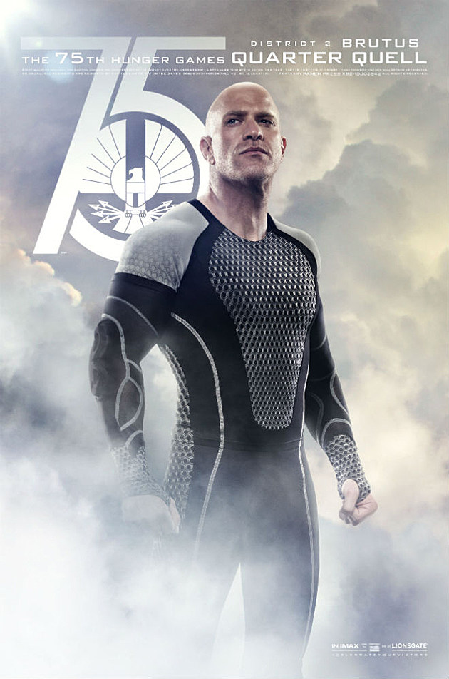 Catching Fire Poster Brutus