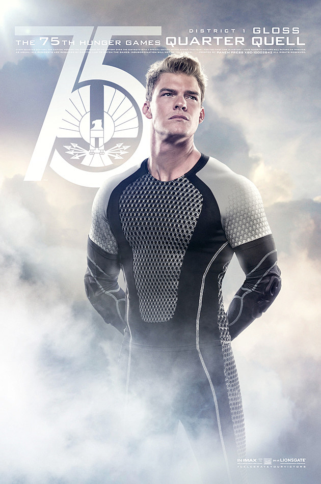 Catching Fire Poster Gloss