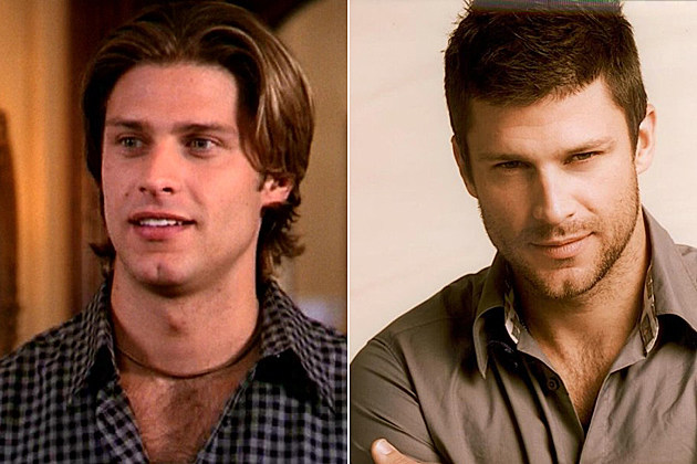 Charmed Then and Now Greg Vaughn