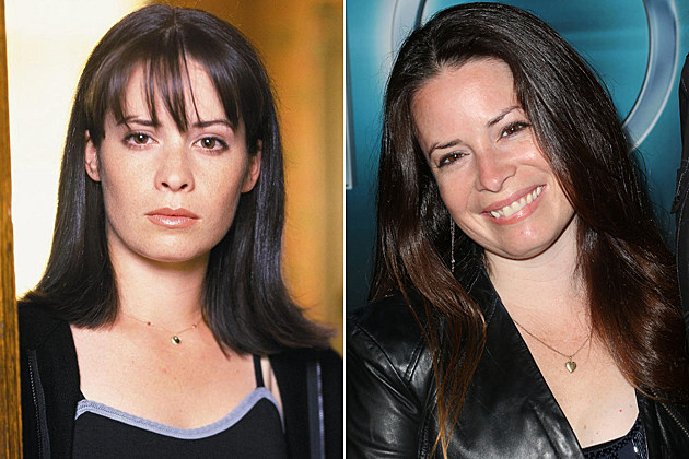 Charmed Then and Now Holly Marie Combs