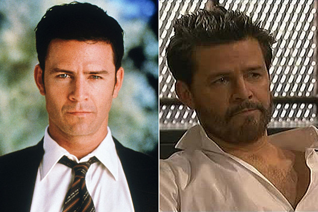 Charmed Then and Now Ted King