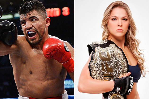 Expendables 3 Victor Ortiz Ronda Rousey