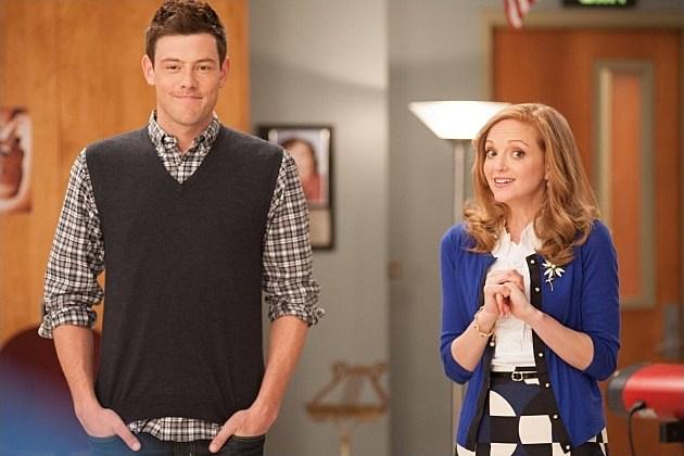 Glee Season 5 Cory Monteith Finn Dead