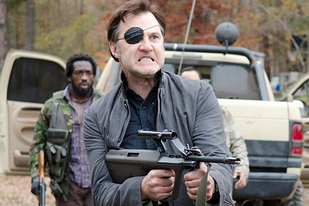 The Walking Dead Season 4 Spoilers Governor Standalone Episode