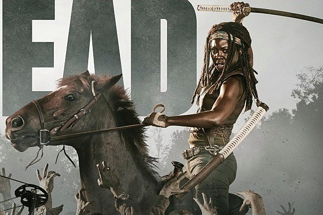 The Walking Dead Season 4 Spoilers Michonne Robert Kirkman Governor
