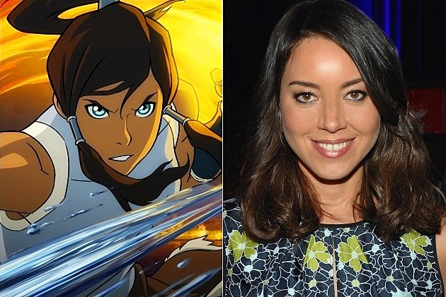 Avatar Legend of Korra Season Book 2 Aubrey Plaza James Remar