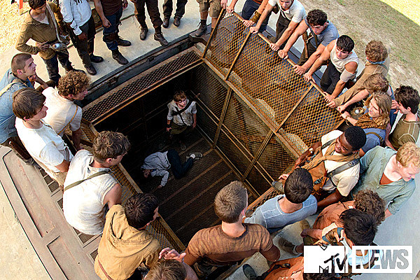 The Maze Runner Photos 4