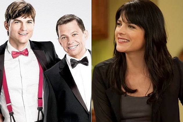 Two and a Half Men Season 11 Selma Blair Charlies Daughter