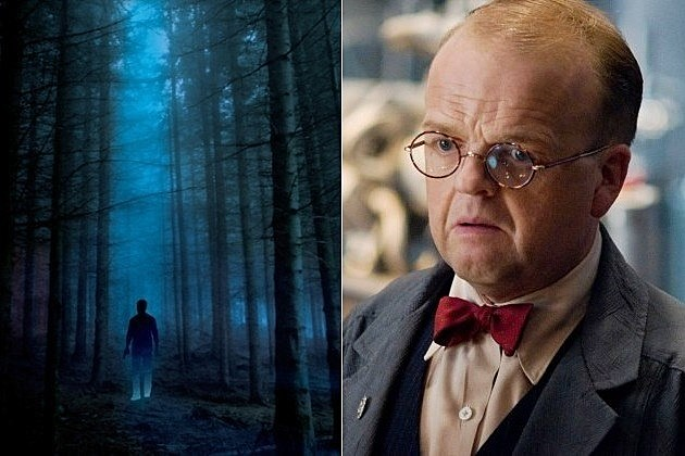 M Night Shyamalan Wayward Pines FOX Toby Jones