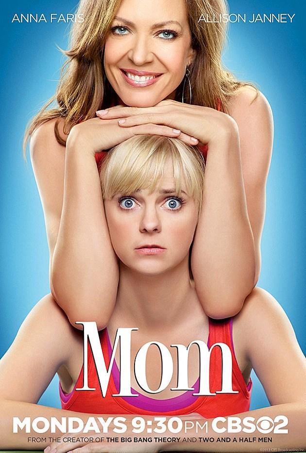 CBS Mom Poster Fall 2013