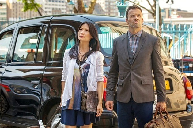 Elementary Season 2 Premiere Step Nine Photos