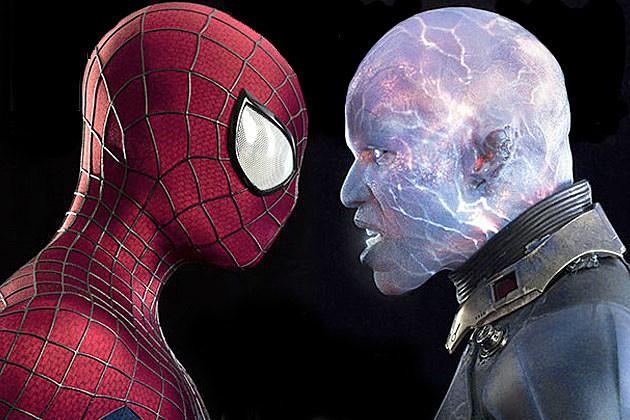 Amazing Spider-Man 2 Electro Spider-Man
