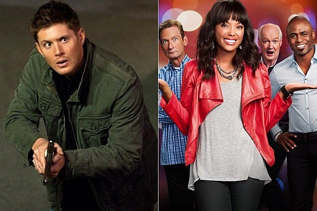 Supernatural Season 9 Premiere Whose Line Season 2