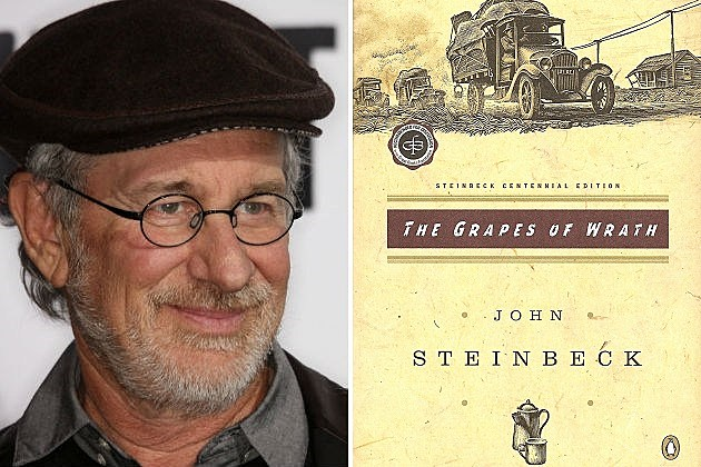 Steven Spielberg, The Grapes of Wrath
