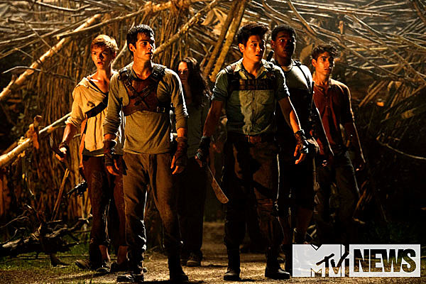 The Maze Runner Photos 1