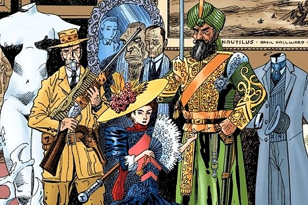 League of Extraordinary Gentlemen TV Series FOX