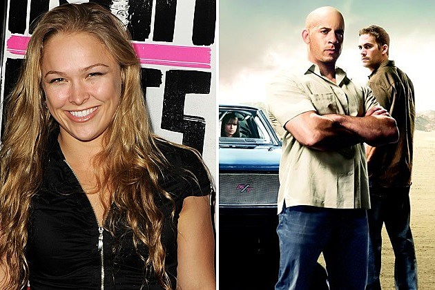 Ronda Rousey, Fast and Furious 6