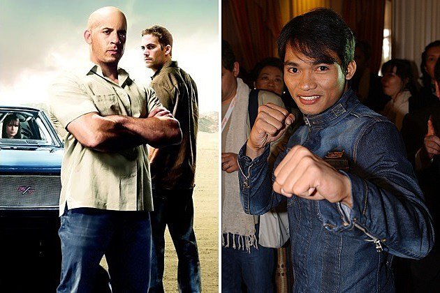 Fast and Furious 6, Tony Jaa