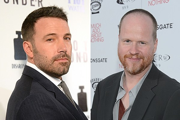 Joss Whedon Throws His Supports Behind New Batman Ben Affleck