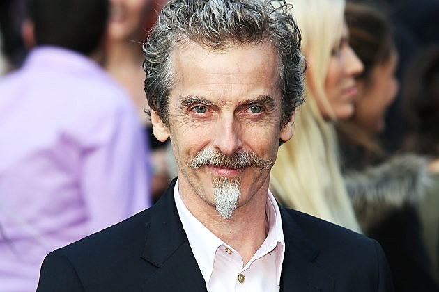 Doctor Who Peter Capaldi 12th Doctor