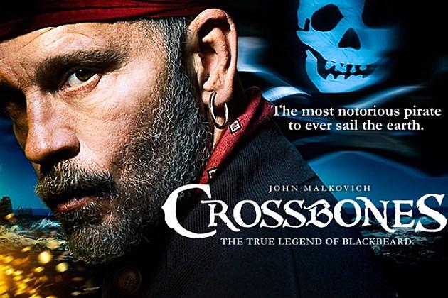 NBC Crossbones John Malkovich David Slade