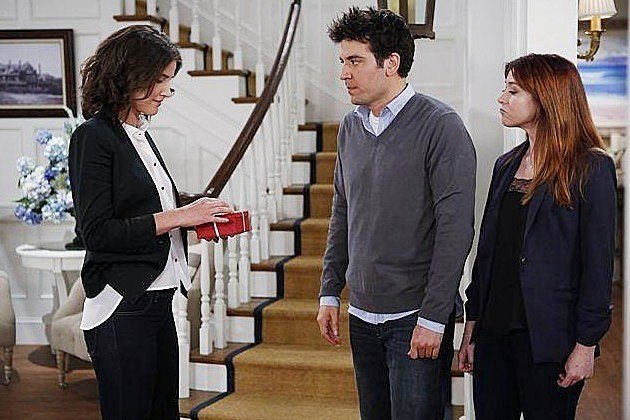 How I Met Your Mother Final Season 9 Premiere Photos The Locket