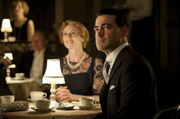 Boardwalk Empire Season 4 Photos Ron Livingston