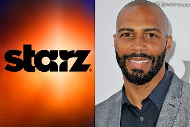 Starz 50 Cent Power Omari Hardwick