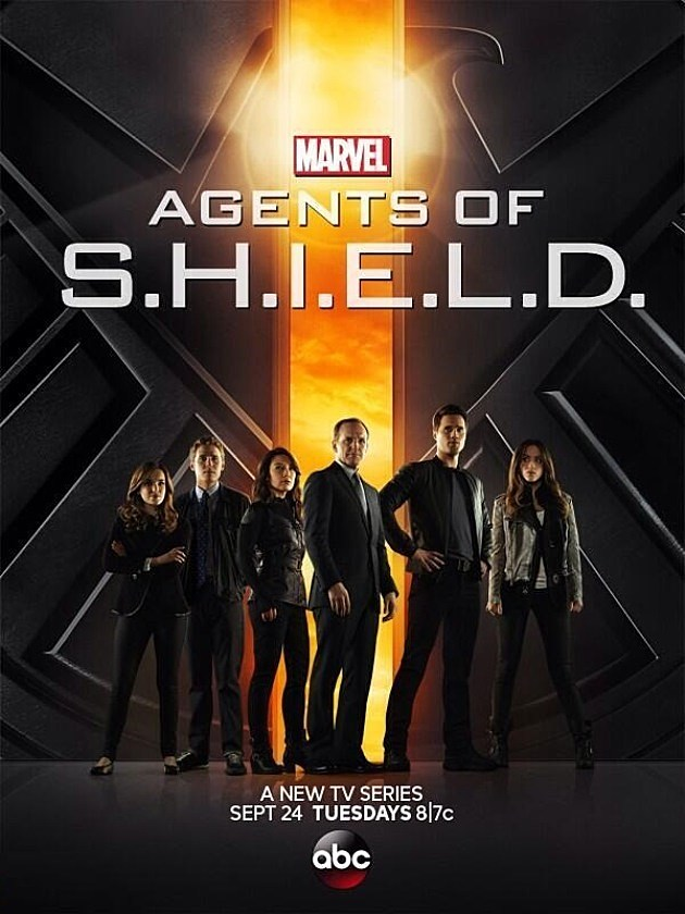 Marvel Agents of SHIELD Poster