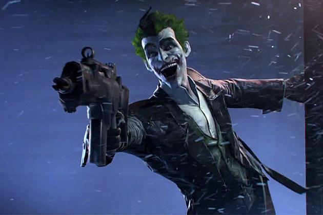 Un spin-off sur le célèbre Joker, sans Jared Leto, produit par Scorsese, What the Fuck ? dans Films series - News de tournage Batman-Arkham-Origins-Joker1