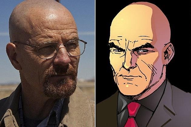 Bryan Cranston, Lex Luthor