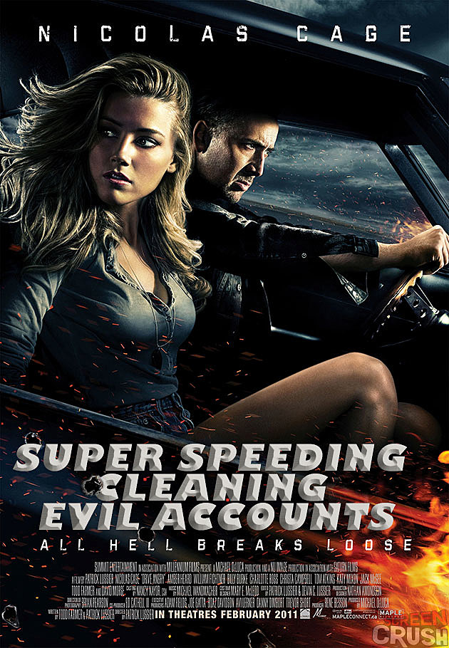 Drive Angry Thailand