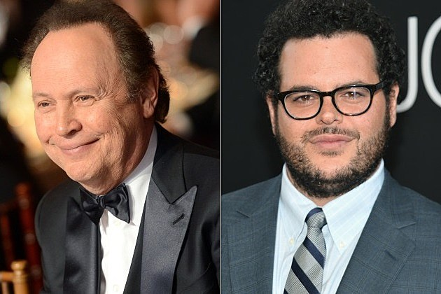 FX Billy Crystal The Comedians Josh Gad