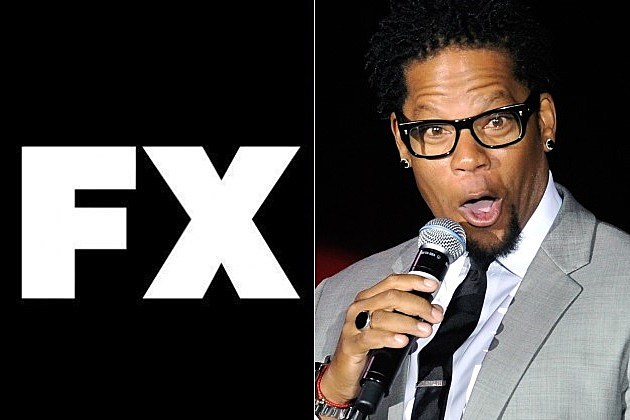 FX DL Hughley Autobiographical Comedy Louie