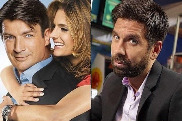 Castle Season 6 Chuck Joshua Gomez Time Travel