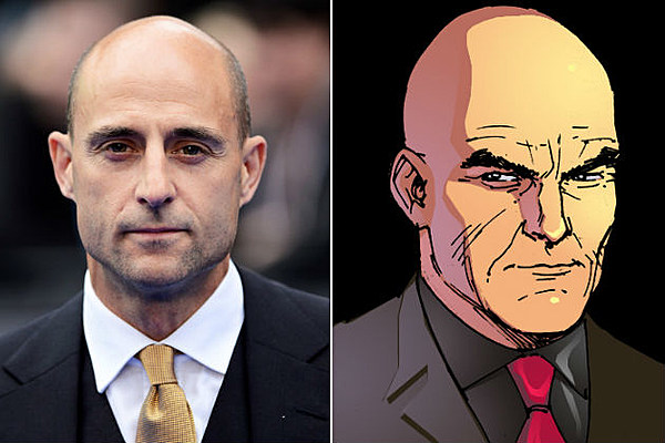 'Man of Steel 2′: Is Mark Strong the Next Lex Luthor? [UPDATED]
