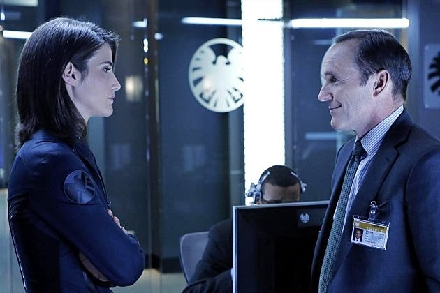 Marvel Agents of SHIELD Cobie Smulders Captain America 2