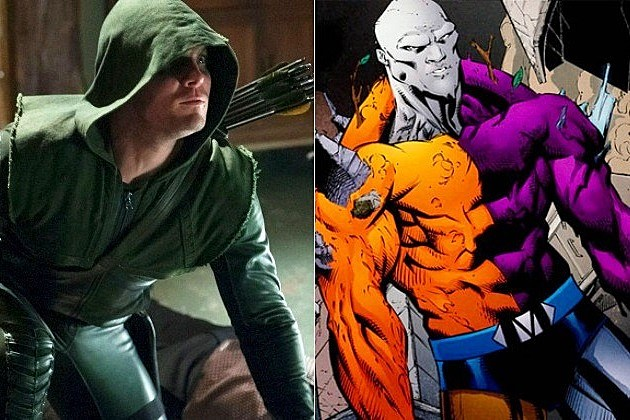 Arrow Season 2 Flash Metamorpho