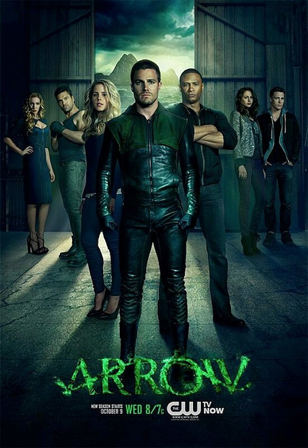 arrow season2 poster - Série Arrow S02E06 HDTV Legendado