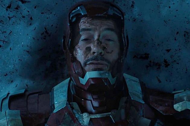 Avengers 2 death
