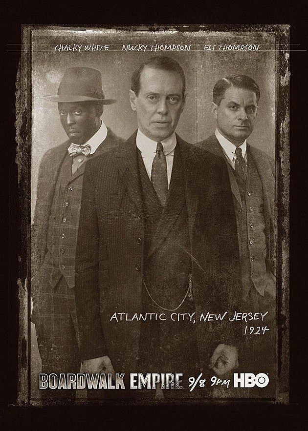 Boardwalk Empire Season 4 Poster