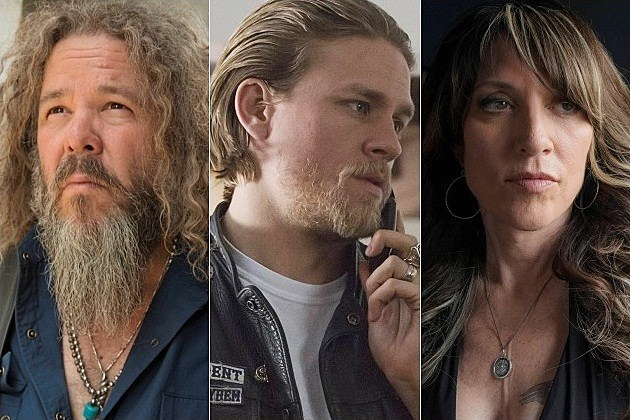 Sons of Anarchy Season 6 Premiere Photos Straw