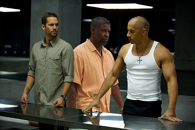 Denzel Washington Fast and Furious 7