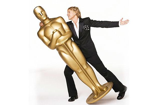 Ellen Degeneres host 2014 Oscars