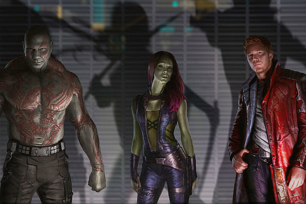 Watch Guardians Of The Galaxy Comic Con Footage 88